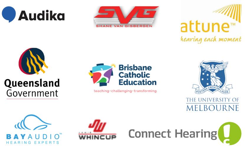 Australian Industry Clients