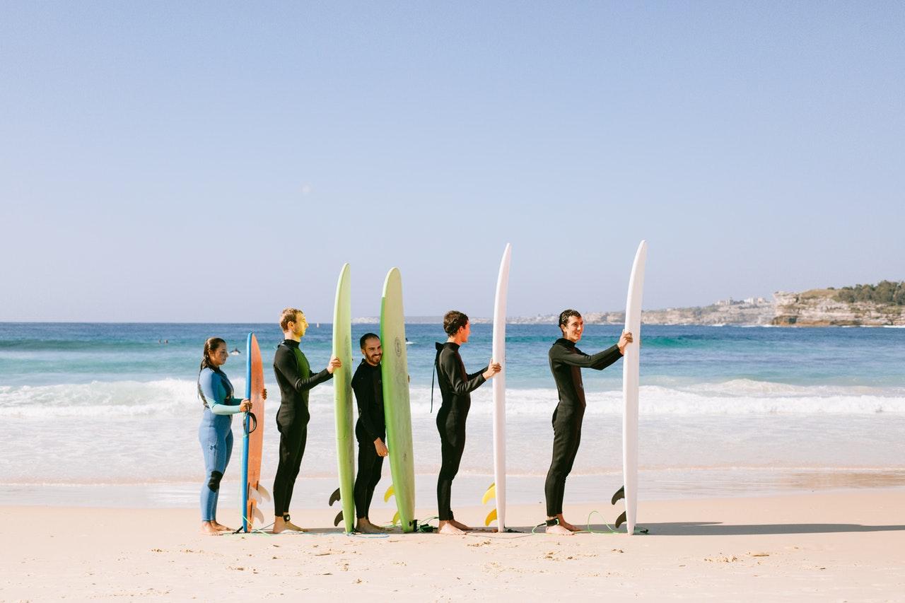 surfing swim plugs