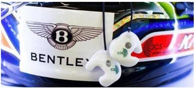 Hearing Protection designed for Motorsport