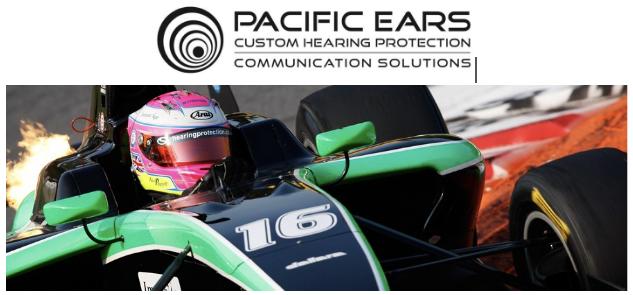 Racing sport ear plugs