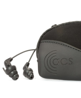 ACS Pro-Fit Earphones - Incredible Sound. Versatile, ReadyFit, Custom available